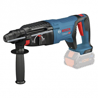 Perforateur-burineur BOSCH 18V SDS-Plus - 2.5 J - machine nue