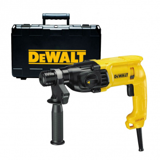 Perforateur-burineur SDS-Plus 710W Dewalt - 2J + coffret TSAK