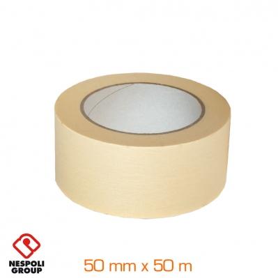 Ruban adhésif de masquage - 50 mm x 50 m