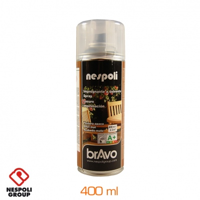 Aérosol lasure 400mL - transparent