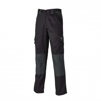 Pantalon de travail EVERYDAY - 240 g/m² - noir/gris