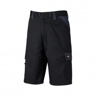 Short de travail EVERYDAY - 240 g/m² - noir/gris