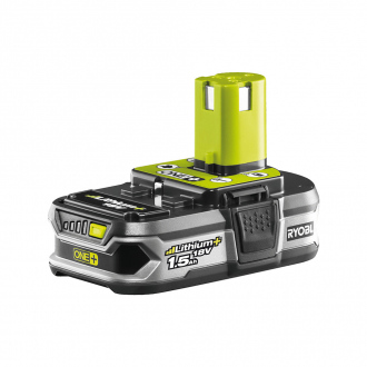 1 batterie 18V One + - Li-Ion 1,5 Ah