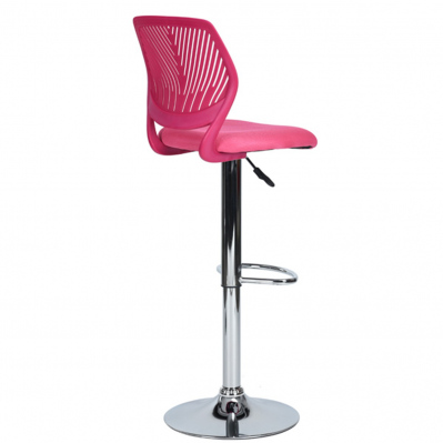Tabouret de bar pop color - Rose