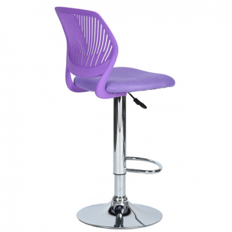 Tabouret de bar pop color - Violet