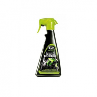 MOTO LAVAGE ET BRILLANCE EXPRESS   500 ML
