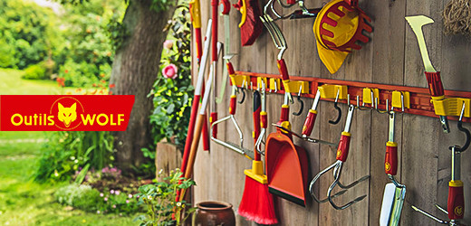 LES ESSENTIELS OUTILS WOLF