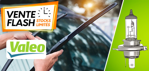 VENTE FLASH : EQUIPEMENTS AUTO VALEO
