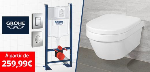 BATI WC AUTOPORTANTS GROHE